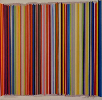 Joachim Ickrath – Colorcode, Malerei, Galerie, 30.08. – 21.10.2018