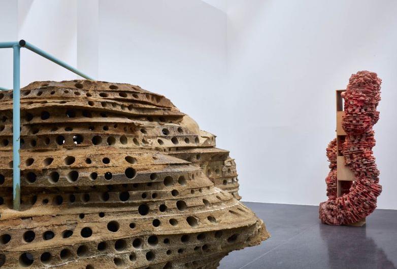 """Jàchym Fleig – """"Liaison"""", Installation, Galerie, 18.01. – 11.03.2018"""