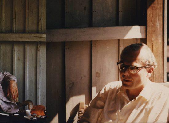 Giesbert Damascke, Joachim Kersten und Bernd Rauschenbach Lesung Arno Schmidt – Briefwechsel mit Hans Wollschläger Donnerstag, 28. März 2019, 20 Uhr