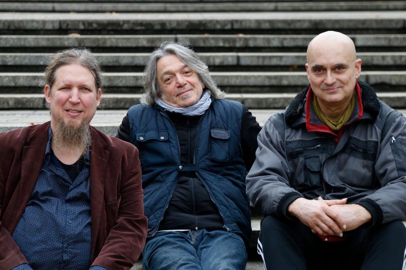 "Saarländisches Künstlerhaus Saarbrücken e.V., Trio ""Rupp, Rogers & Schubert"""